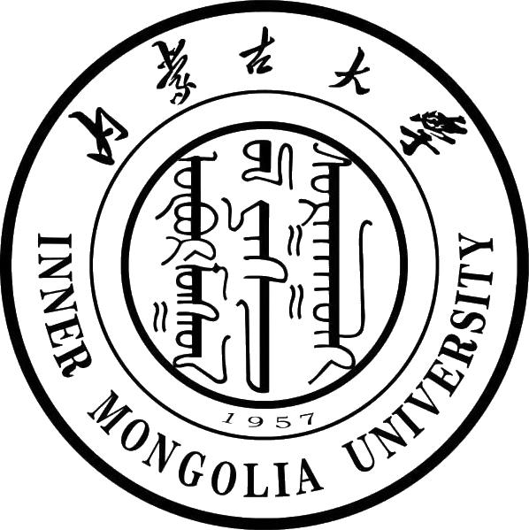 内蒙古大学logo